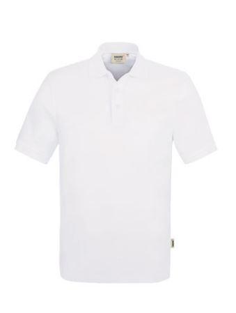 Herren-Polo-Shirt mit Schullogo-Stick vorne